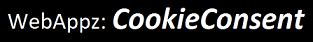 WebAppz: CookieConsent